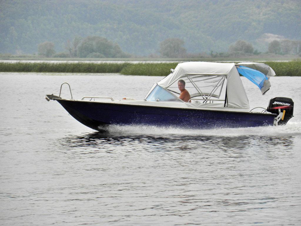 казанский производство лодок