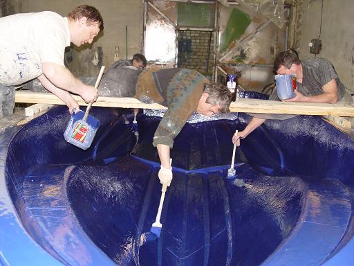 Окраска матрицы гелькоутом
