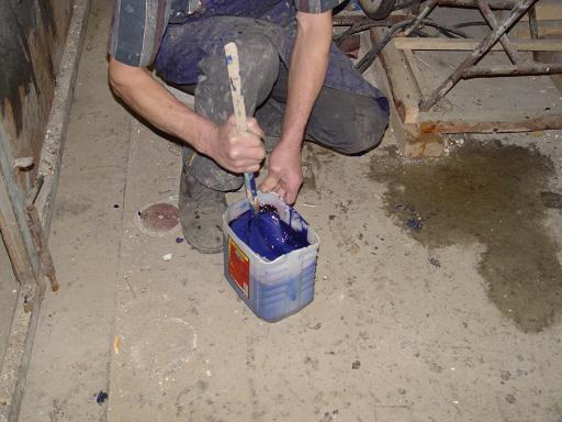 Изготовление гелькоута